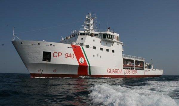 """Primo maggio, la Guardia costiera di Reggio Calabria vicina ai """"lavoratori del mare"""""""