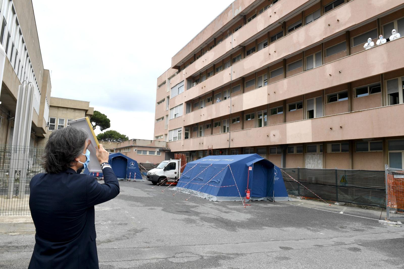 Coronavirus Reggio Calabria, l'allarme del sindaco Falcomatà: «Situazione al collasso»