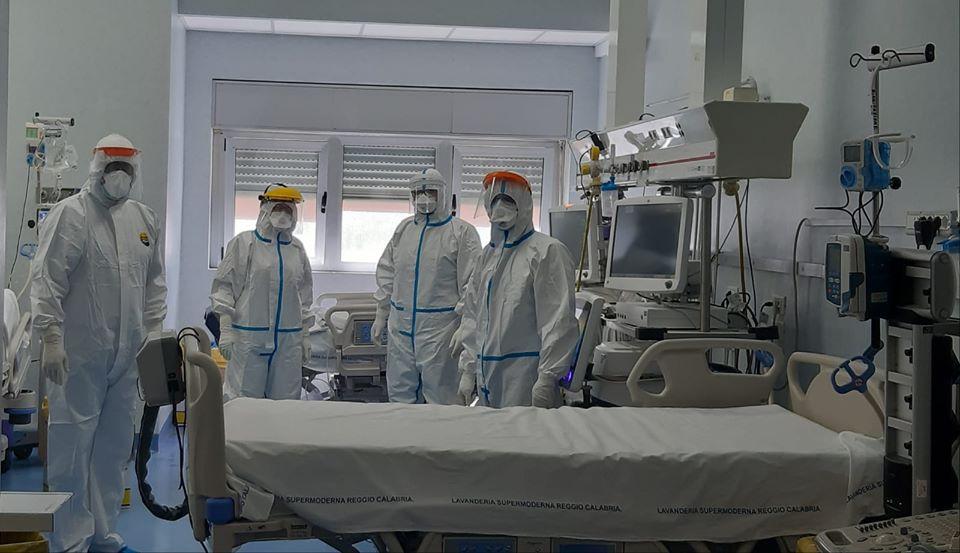 Coronavirus a Reggio, il Gom conferma 10 casi positivi