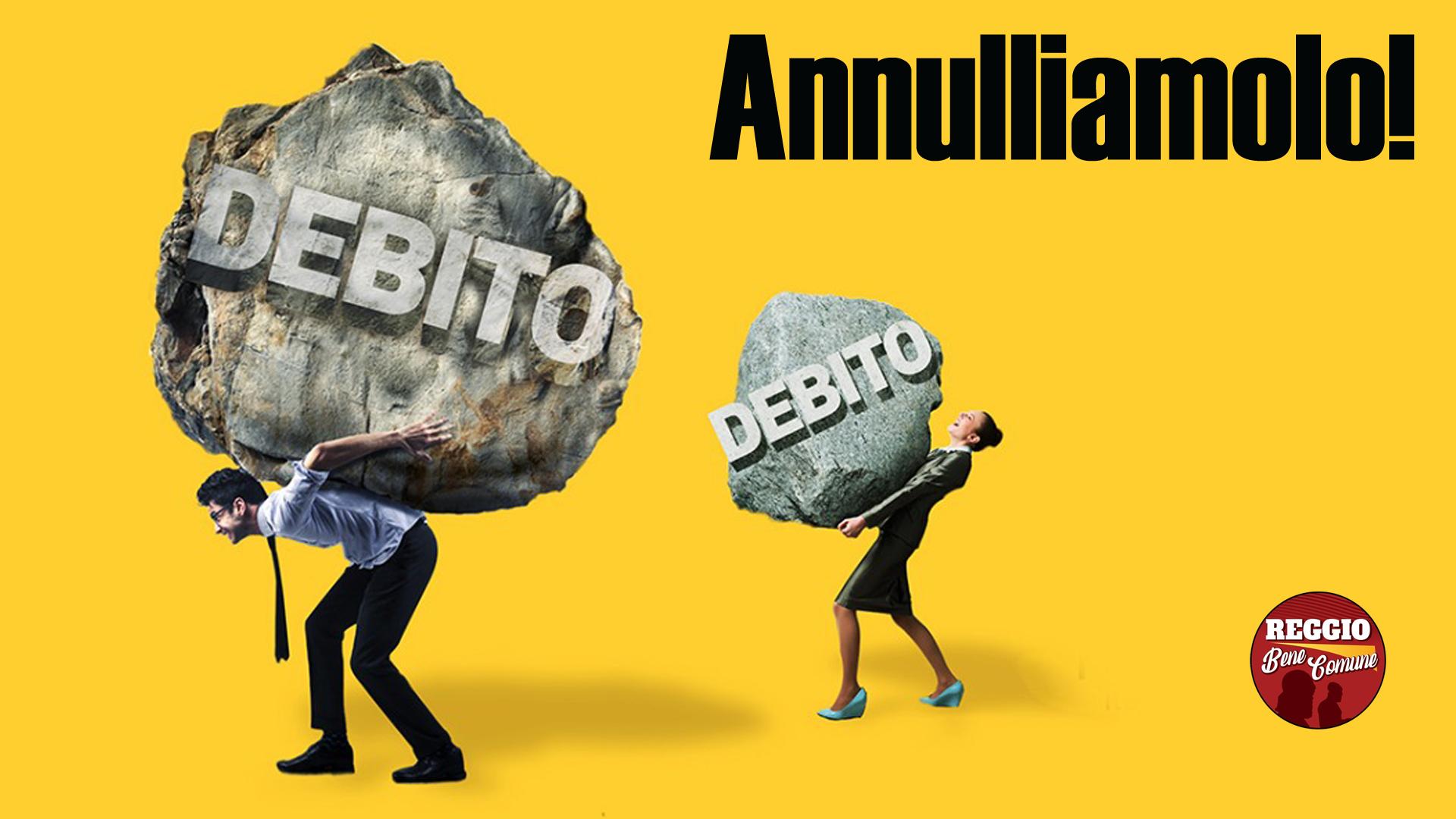 """Coronavirus, """"Reggio Bene comune"""" lancia la petizione: «Annulliamo il debito per rialzarci»"""