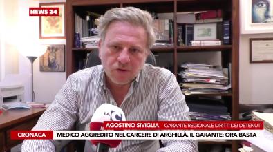 Reggio Calabria, il garante regionale dei detenuti in visita al carcere di Arghillà