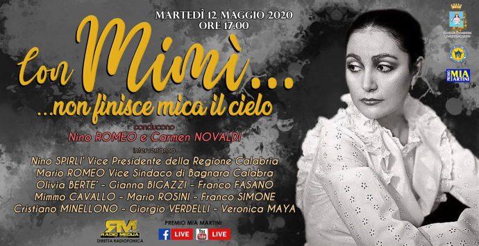 Il 12 maggio saranno 25 anni dalla scomparsa di Mia Martini