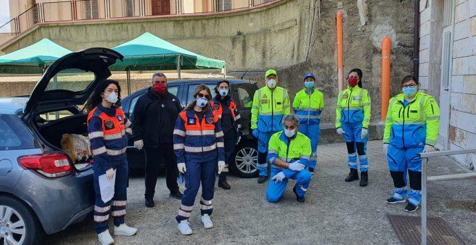 Coronavirus a Reggio Calabria, 1° maggio all'insegna della solidarietà: 90 pasti caldi alle  famiglie disagiate