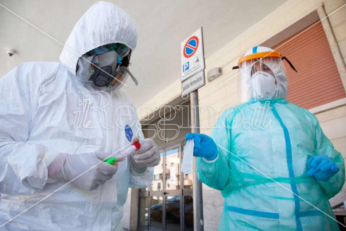 Coronavirus Reggio Calabria, 260 nuovi casi positivi e altri due decessi. Il bollettino