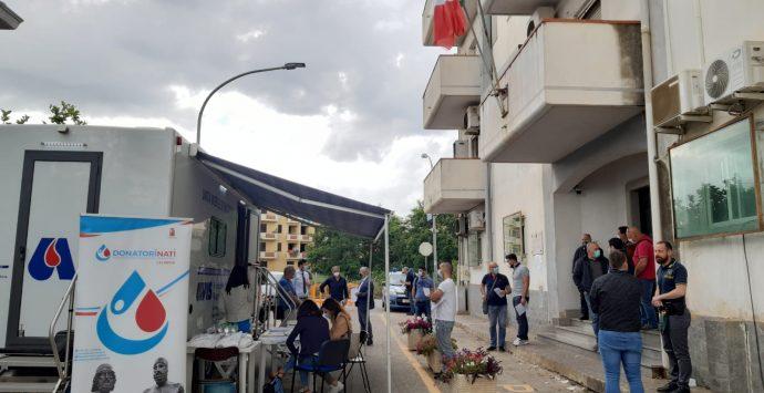 Donazione del sangue, sinergia tra Polizia di Stato e Avis