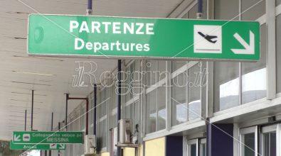 Aeroporto di Reggio Calabria, firmato l'accordo per i lavori di adeguamento