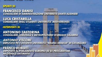 #ReggioMetropolitana, oggi pomeriggio il quinto Virtual Meeting
