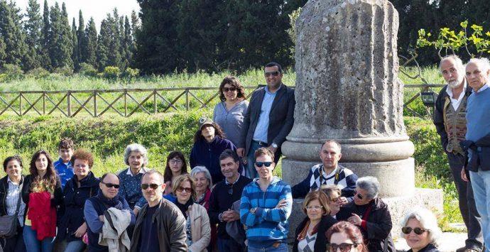 Coronavirus, la mission dell'Archeclub d'Italia sezione di Locri: cultura e solidarietà a braccetto