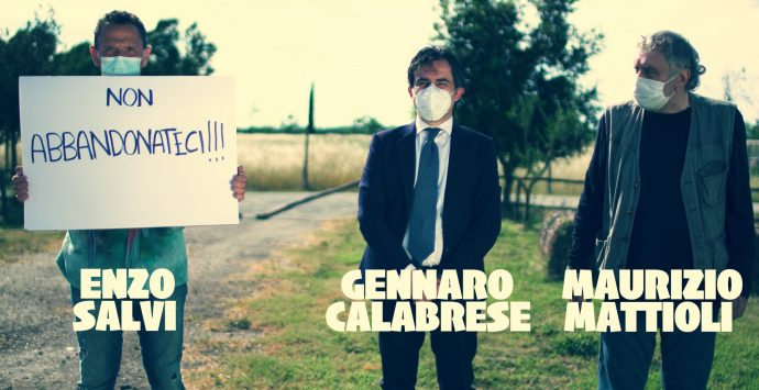 Coronavirus, l'appello degli artisti in un video: «Non abbandonateci»