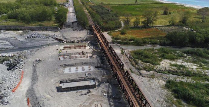 Fase 2, a Caulonia ripartono i lavori sul Ponte Allaro