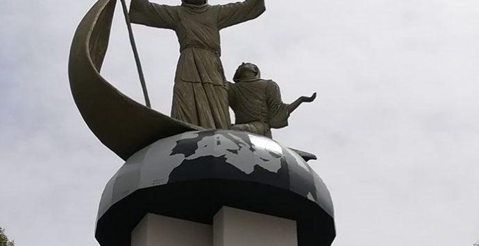 Reggio Calabria, ultimato il  restauro della statua di San Francesco da Paola