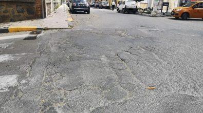 Palmi, al via i lavori di rifacimento del manto stradale