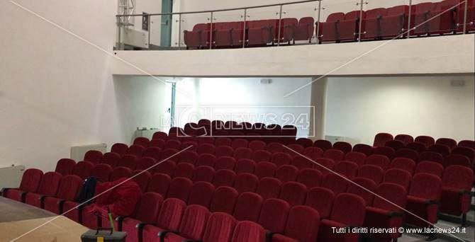 Furto al teatro di Locri, Calabrese: «Se confermato sarebbe l'ennesima pagina nera»
