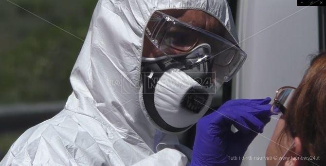 Coronavirus a Reggio Calabria, un nuovo caso positivo. Il bollettino della Regione