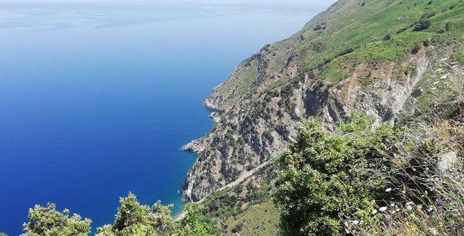 Palmi, sette escursionisti soccorsi dai volontari della Protezione civile