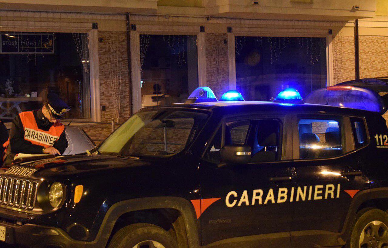 Locri, 55enne di Siderno evade dai domiciliari: arrestato dai carabinieri