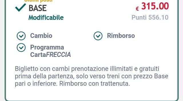Alta velocità, la beffa per i cittadini di Reggio: costa più di un aereo