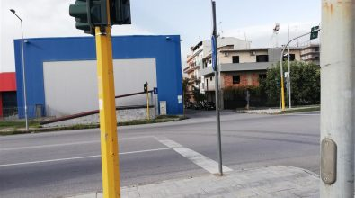 Reggio Calabria, Crea: «Finalmente modificate le linee d'arresto al semaforo di Pellaro»