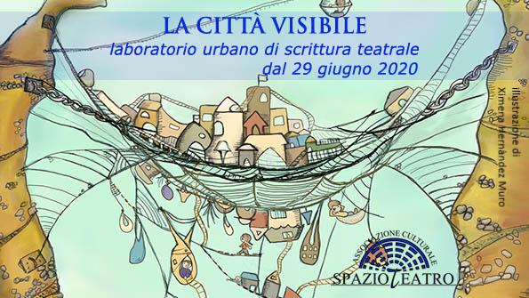 SpazioTeatro, le suggestioni della città in un innovativo laboratorio urbano itinerante