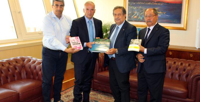 Regione, Tallini incontra il Rotary Club Reggio Sud