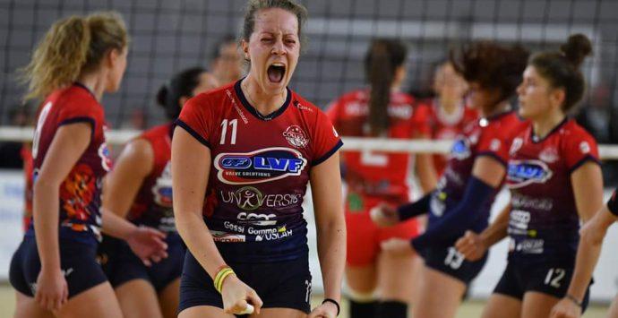 Pallavolo, Barbara Varaldo è una nuova giocatrice della Volley Reghion
