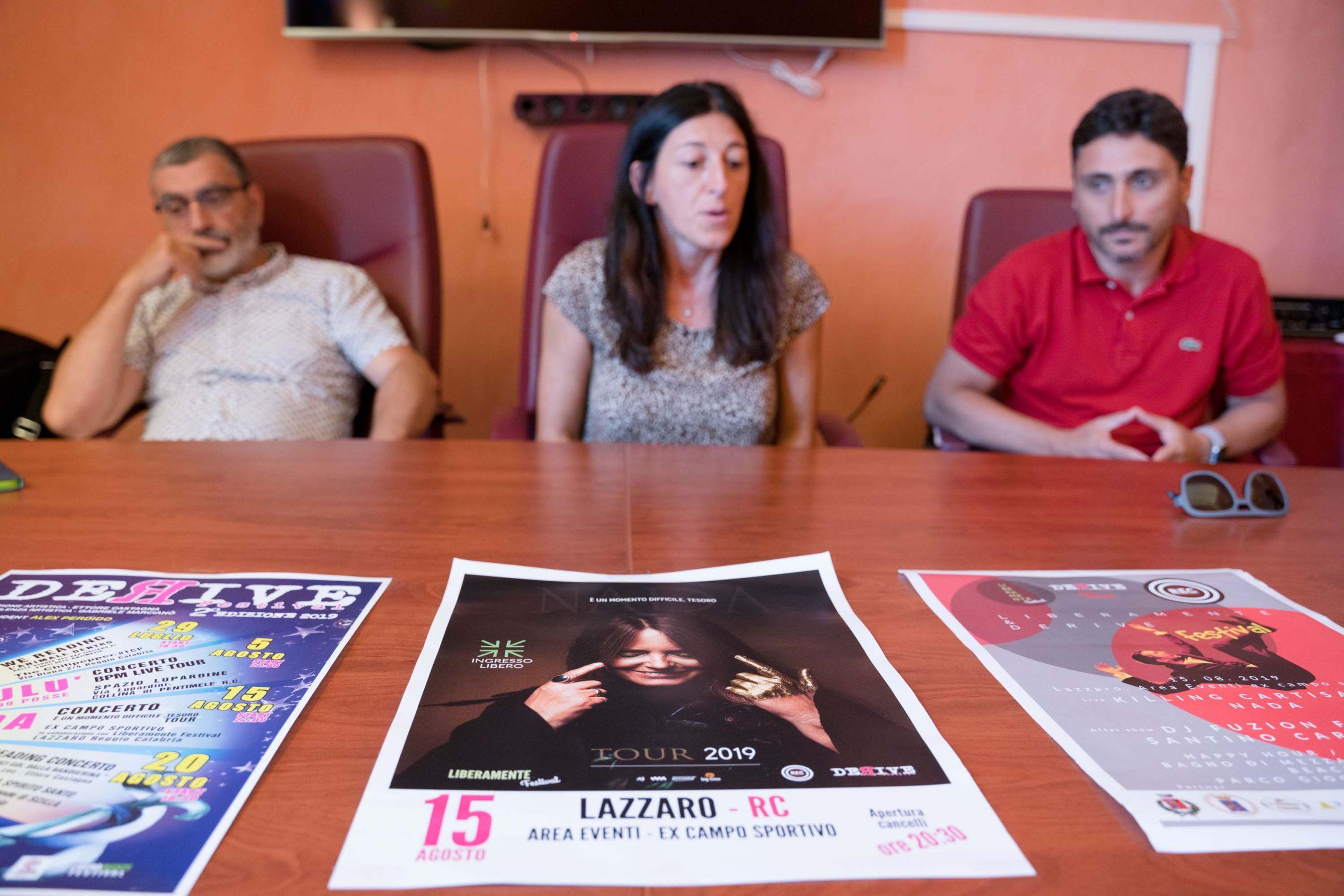 Reggio Calabria, riparte la musica con la terza edizione del Derive festival