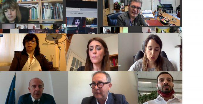 Aree rurali, a Gioiosa Jonica dialogo tra istituzioni europee e territorio