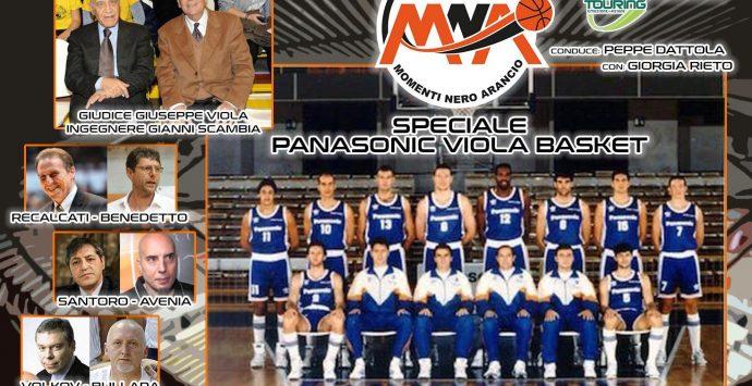 """Basket, a """"Momenti Neroarancio"""" rivive il sogno della Viola 1992/1993"""