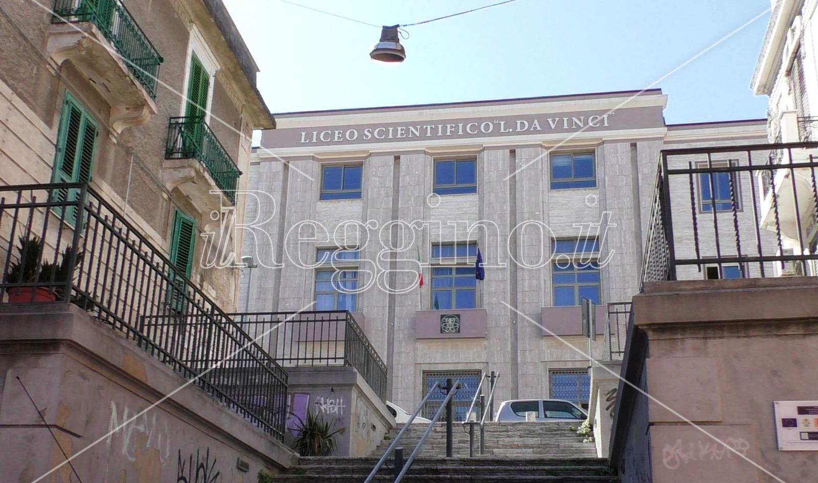 Coronavirus Reggio Calabria, un caso al liceo Da Vinci. La dirigente: «Tutto sotto controllo»