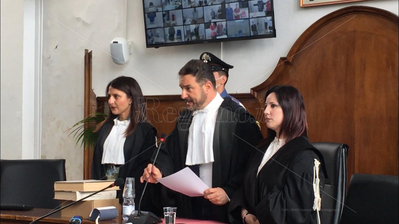 """""""Mandamento Jonico"""", inflitti quasi 1000 anni di carcere alle cosche di 'ndrangheta della Locride. ELENCO COMPLETO"""