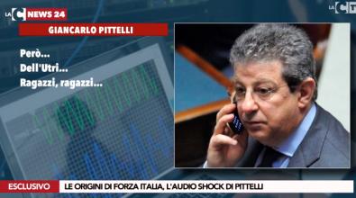 «Dell'Utri chiamò il boss Piromalli quando fondarono Forza Italia», l'audio shock di Pittelli