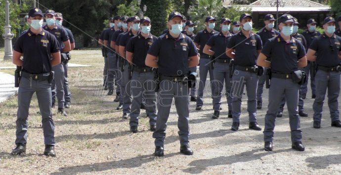 Reggio Calabria, 90 nuovi agenti di polizia in forze all'organico della questura