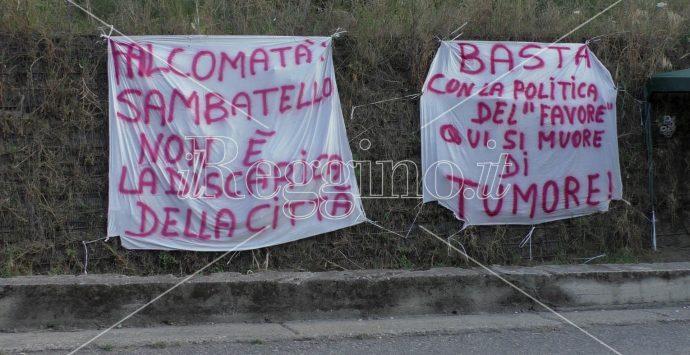 Reggio Calabria, Legambiente solidale col presidio spontaneo degli abitanti di Sambatello