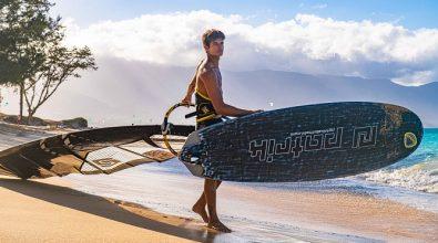Windsurf, Scagliola: «Stagione particolare. Pronto per il mondiale»