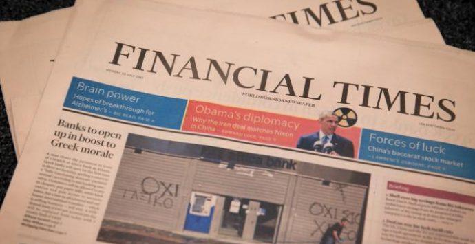 'Ndrangheta, il Financial Times: «Bond venduti ad investitori internazionali»