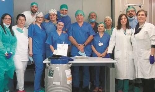 Reggio Calabria, ottimi segnali al Gom da una terapia per la cura delle leucemie e linfomi