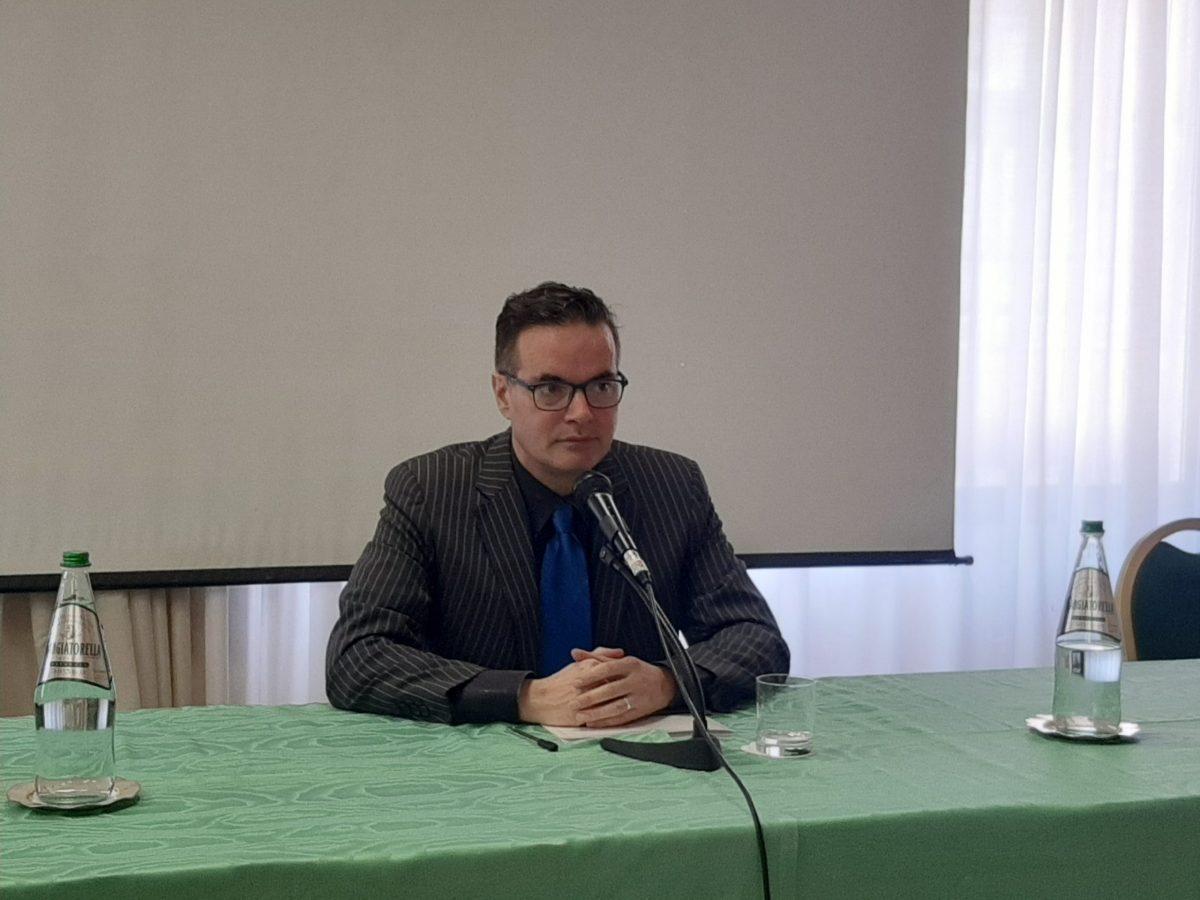 Reggio Calabria, il candidato sindaco Klaus Davi: «Mi dedicherò all'impegno civico»