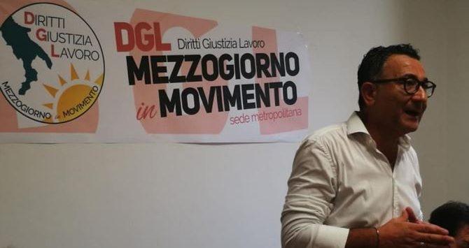"""Elezioni comunale, chi è Andrea Cuzzocrea candidato sindaco per """"Mezzogiorno in movimento"""""""