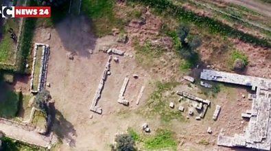 Locri, Rossella Agostino racconta il parco archeologico: «Una polis poco conosciuta»