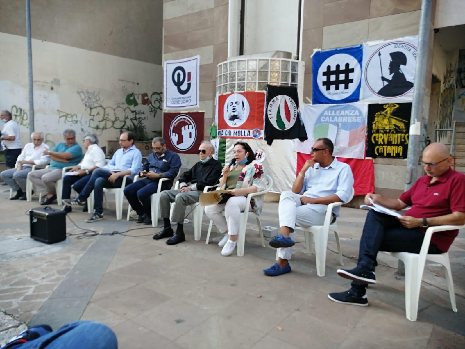 Moti di Reggio, Amorese: «I protagonisti furono i reggini, non i fascisti, non i mafiosi»