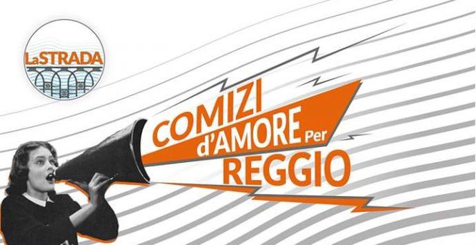 Reggio Calabria, i Comizi d'amore si spostano al mercato del Botteghelle