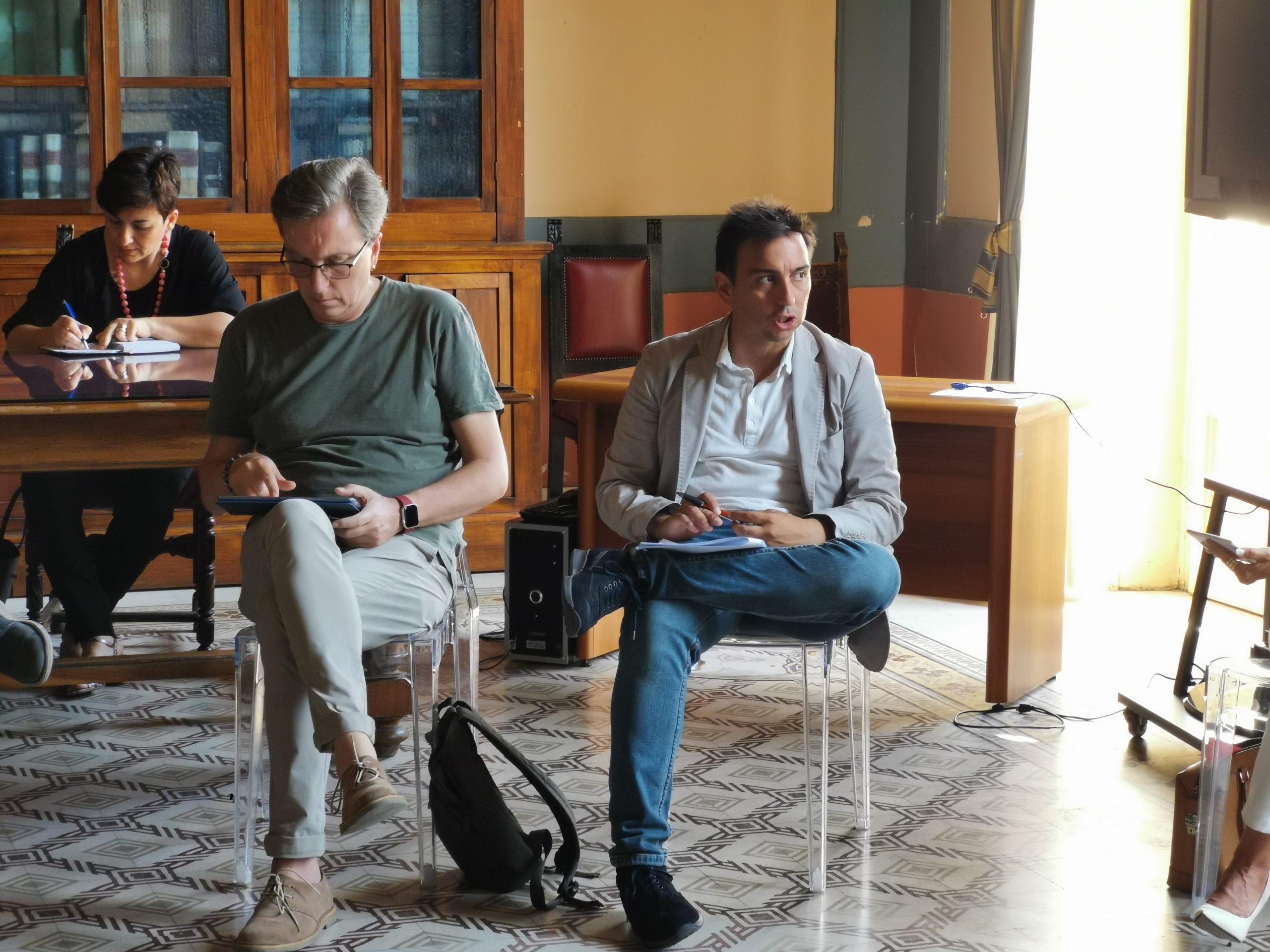 Piano strategico Metrocity, Castorina: «Guardiamo allo sviluppo del territorio»