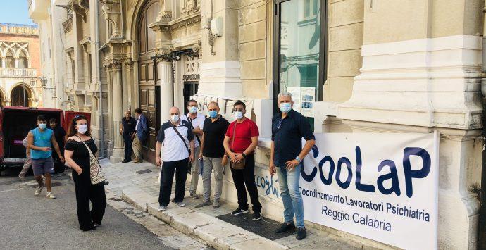 Reggio, settore psichiatrico al collasso. Lavoratori senza stipendio da febbraio