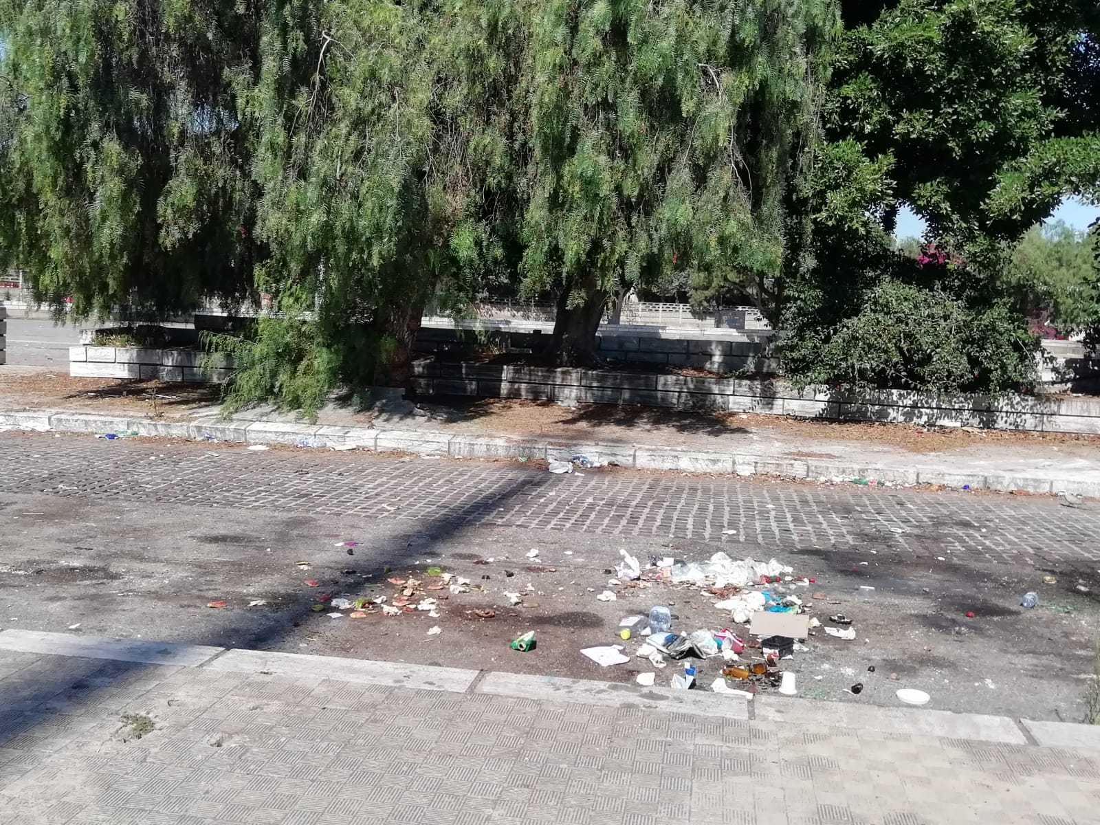 """Reggio Calabria, """"La Cosa pubblica"""": «Piazzale Ferrari usata per carico e scarico di rifiuti da Avr»"""