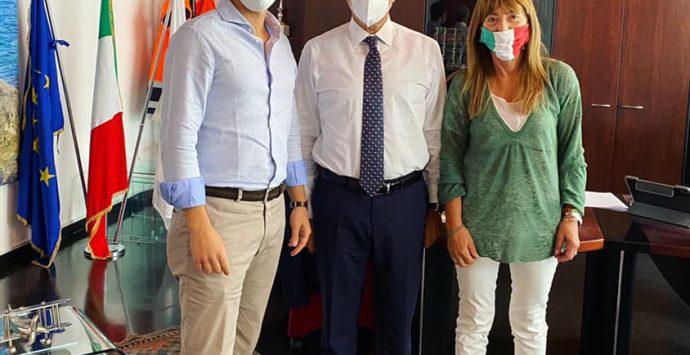 Aeroporto dello Stretto, Minasi e Sofo incontrano il presidente della Sacal