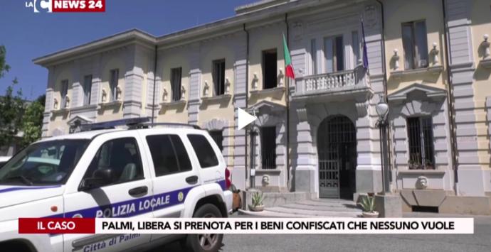 Palmi, beni confiscati non assegnati: anche Libera pronta a fare la sua parte