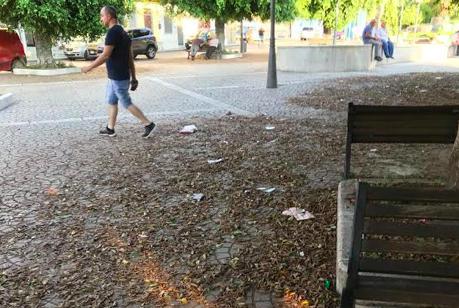 Rosarno, Lega all'attacco: Una città sporca e abbandonata»