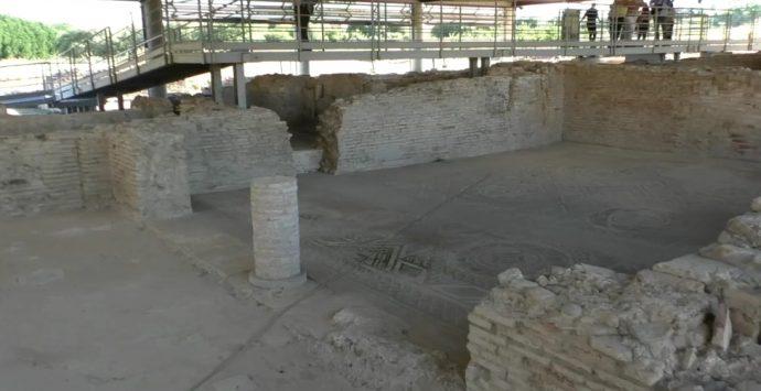 Casignana, Sainato: «La villa romana un bene da valorizzare»