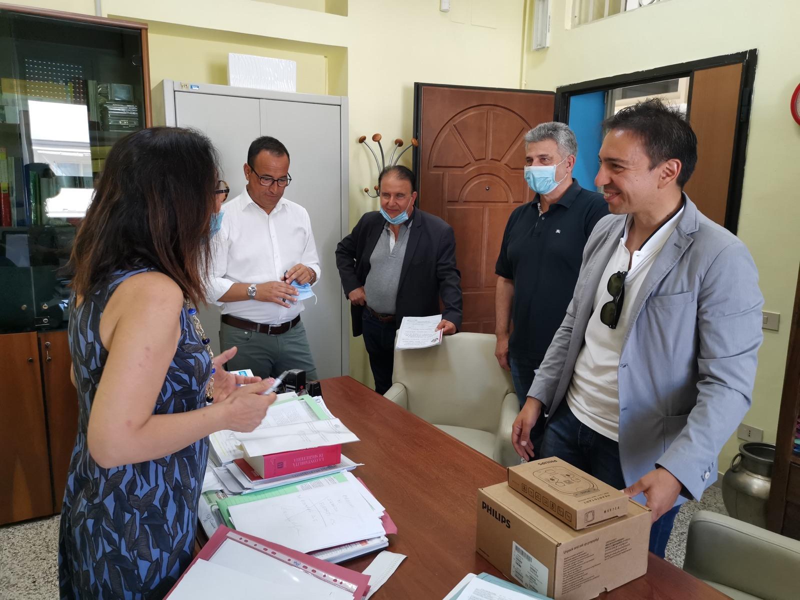 Reggio Calabria, Castorina: «Al liceo Da Vinci lavori di messa in sicurezza per più di 100mila euro»