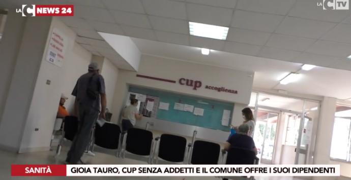 """Sanità: Centro prenotazioni senza personale, il Comune di Gioia Tauro """"offre"""" i propri dipendenti"""